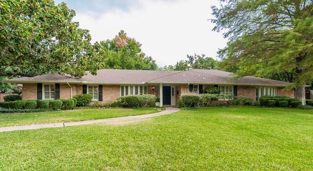 4309 Hockaday Drive, Dallas, TX 75229 (MLS #14188945) :: Trinity Premier Properties