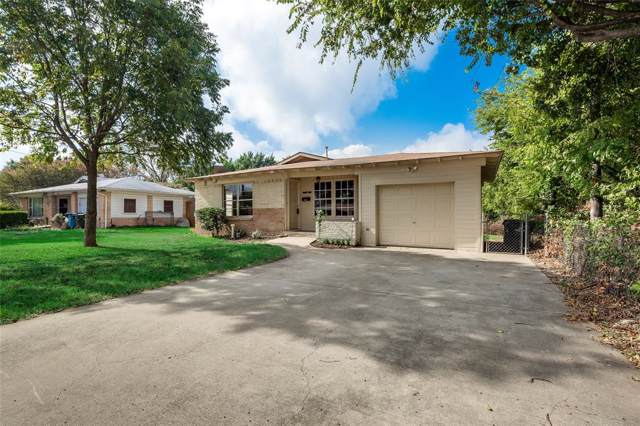 1305 N Kaufman Street, Seagoville, TX 75159 (MLS #14189200) :: The Mitchell Group