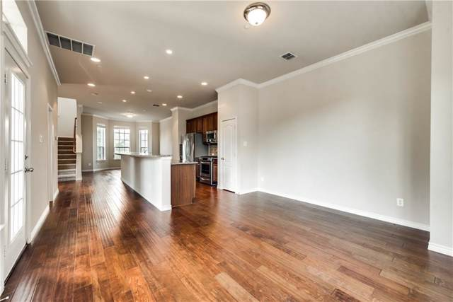 15839 Breedlove Place #120, Addison, TX 75001 (MLS #14189265) :: The Hornburg Real Estate Group