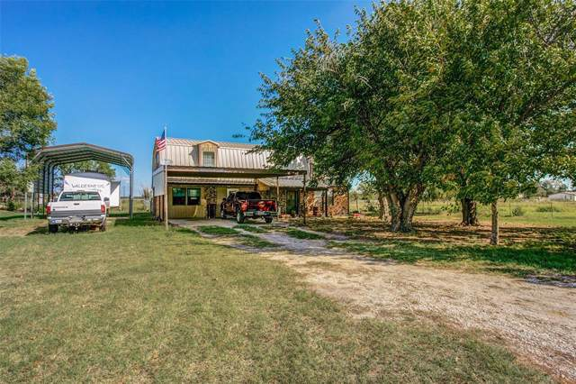 208 County Road 1874, Chico, TX 76431 (MLS #14189488) :: RE/MAX Town & Country