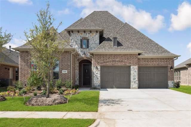 7704 Windsor, The Colony, TX 75056 (MLS #14189498) :: Van Poole Properties Group