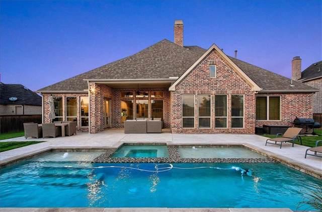 3809 Shady Creek Court, Frisco, TX 75033 (MLS #14189508) :: Lynn Wilson with Keller Williams DFW/Southlake