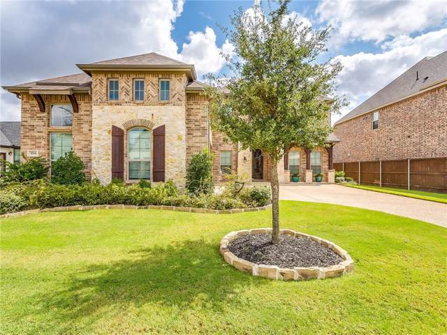 1016 Merion Drive, Fort Worth, TX 76028 (MLS #14189700) :: The Heyl Group at Keller Williams