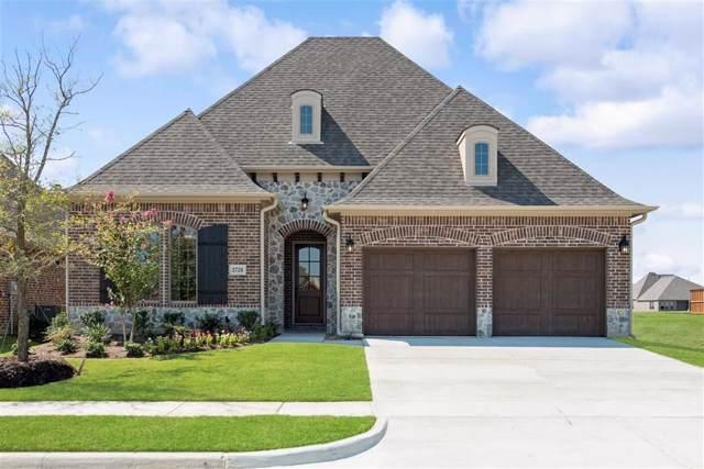 2728 Cumberland, The Colony, TX 75056 (MLS #14189704) :: Van Poole Properties Group
