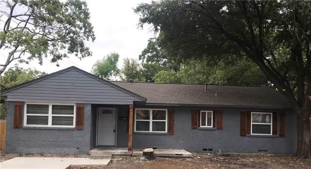 2704 Canberra Street, Dallas, TX 75224 (MLS #14189709) :: Kimberly Davis & Associates