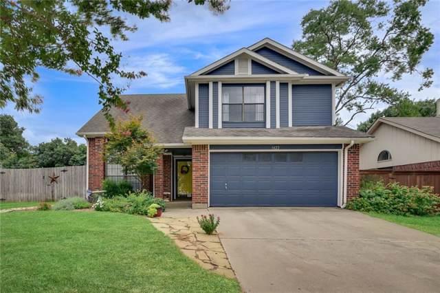 1422 Thistlewood Lane, Grapevine, TX 76051 (MLS #14189724) :: Frankie Arthur Real Estate