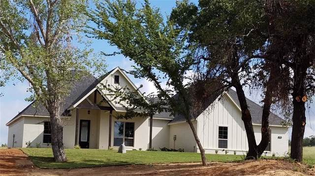 1960 Sweet Springs Road, Weatherford, TX 76088 (MLS #14189732) :: The Heyl Group at Keller Williams