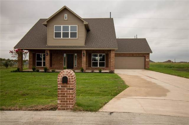 14800 Limestone Meadow, Nevada, TX 75173 (MLS #14189841) :: Real Estate By Design