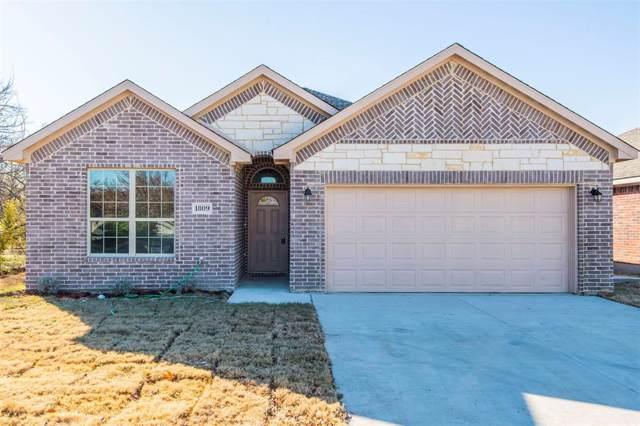 1809 San Antonio Street, Grand Prairie, TX 75051 (MLS #14189848) :: The Tierny Jordan Network