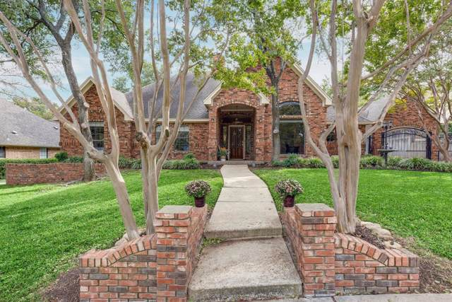 3245 Oak Tree Lane, Grapevine, TX 76051 (MLS #14189860) :: The Chad Smith Team