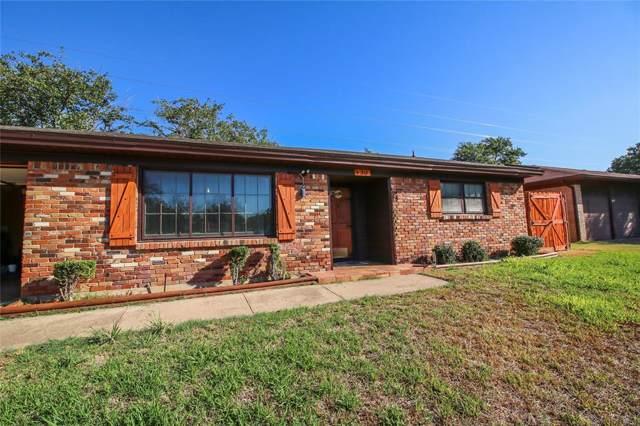 312 Hallmark Drive W, Fort Worth, TX 76134 (MLS #14189868) :: Lynn Wilson with Keller Williams DFW/Southlake