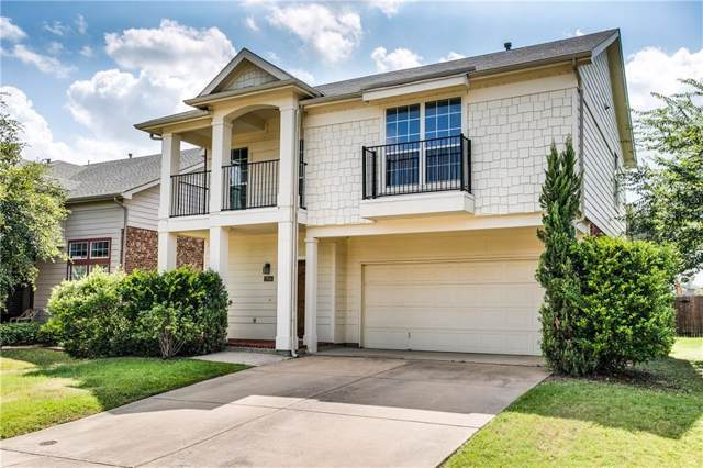 2856 Spotted Owl Drive, Fort Worth, TX 76244 (MLS #14189942) :: Real Estate By Design