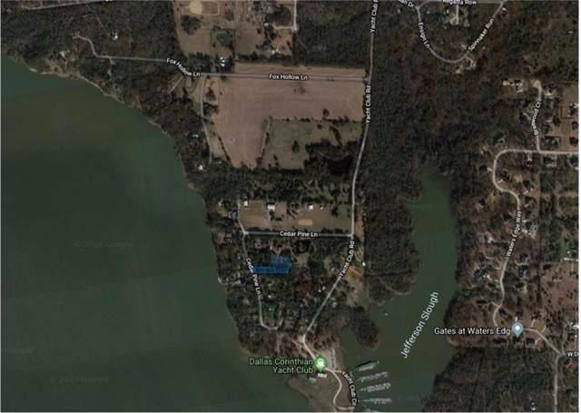 1208 Cedar Pine Lane, Oak Point, TX 75068 (MLS #14190007) :: The Heyl Group at Keller Williams