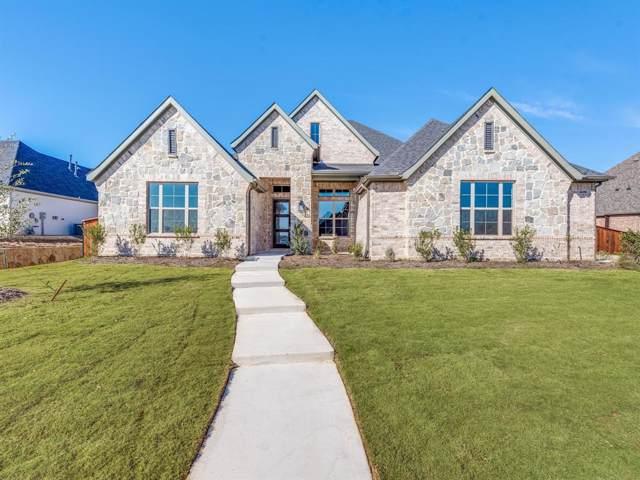 505 Llano, Keller, TX 76248 (MLS #14190075) :: All Cities Realty