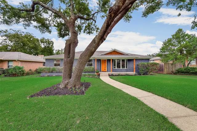5804 Twineing Street, Dallas, TX 75227 (MLS #14190337) :: The Real Estate Station