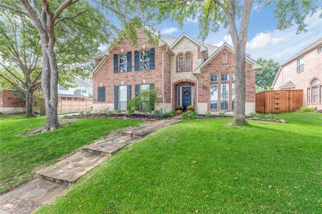 900 Hedgcoxe Road, Plano, TX 75025 (MLS #14190525) :: RE/MAX Town & Country