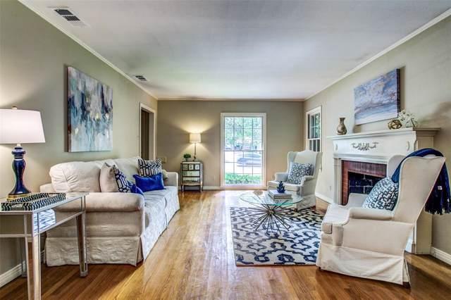 3316 Lovers Lane, University Park, TX 75225 (MLS #14190540) :: Robbins Real Estate Group
