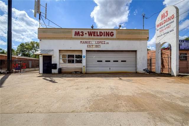 2611 Jacksboro Highway, River Oaks, TX 76114 (MLS #14190672) :: The Mauelshagen Group