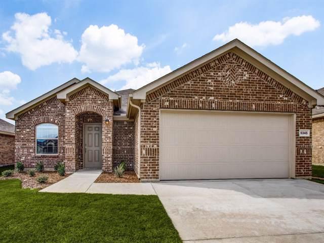 5345 Brentlawn Drive, Fort Worth, TX 76179 (MLS #14190881) :: Lynn Wilson with Keller Williams DFW/Southlake