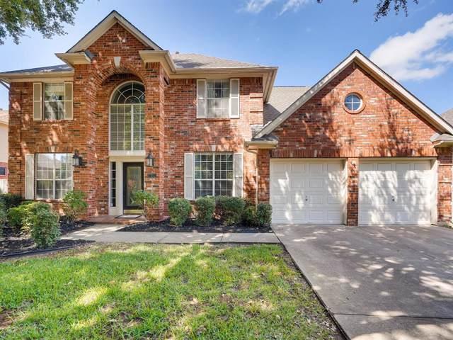 2747 Hidden Lake Drive, Grapevine, TX 76051 (MLS #14191541) :: The Kimberly Davis Group