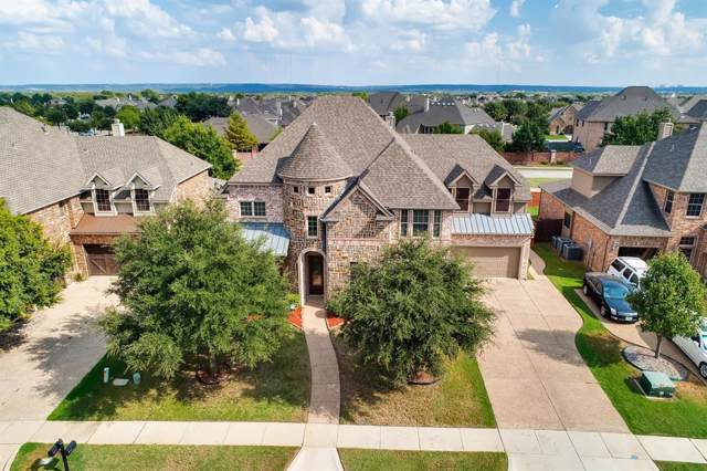 2707 Waterfront Drive, Grand Prairie, TX 75054 (MLS #14191863) :: The Heyl Group at Keller Williams