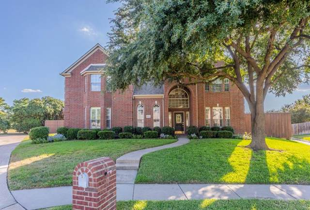 5602 Manchester Drive, Richardson, TX 75082 (MLS #14192030) :: Hargrove Realty Group