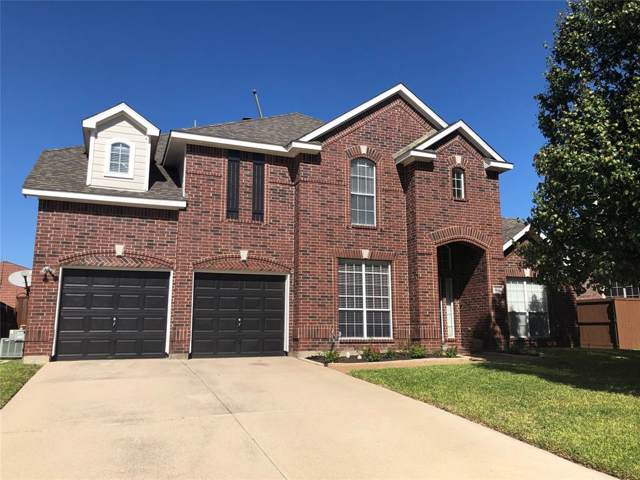 632 Laura Lane, Grand Prairie, TX 75052 (MLS #14192304) :: Lynn Wilson with Keller Williams DFW/Southlake