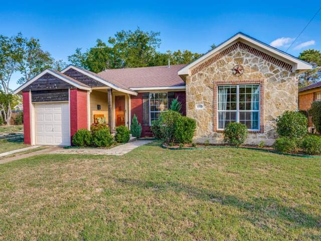 4811 Wateka Drive, Dallas, TX 75209 (MLS #14192396) :: Lynn Wilson with Keller Williams DFW/Southlake