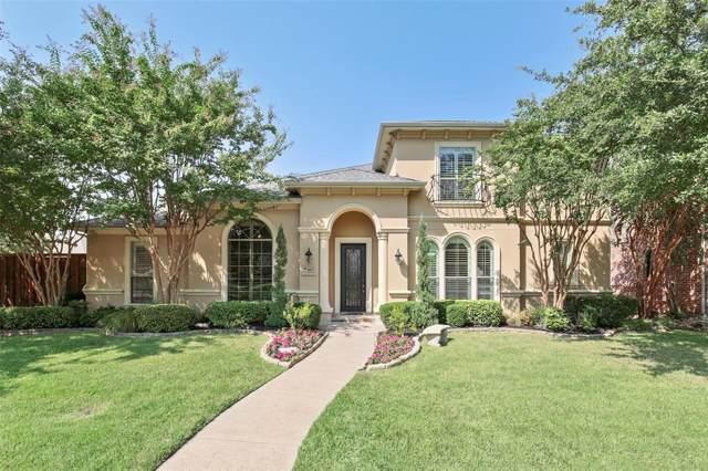 4607 Haverford Drive, Frisco, TX 75034 (MLS #14192578) :: Lynn Wilson with Keller Williams DFW/Southlake