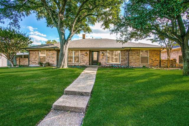 2412 Silver Holly Lane, Richardson, TX 75082 (MLS #14192599) :: RE/MAX Town & Country