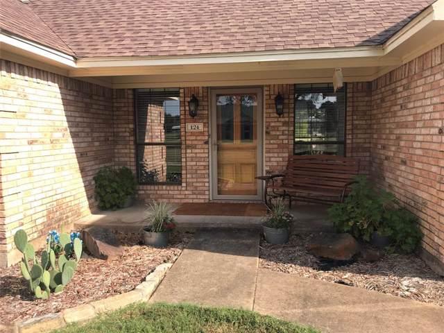 124 Chrestman Lane, Combine, TX 75159 (MLS #14192607) :: Lynn Wilson with Keller Williams DFW/Southlake