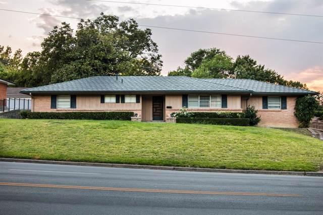1712 Ridgmar Boulevard, Fort Worth, TX 76116 (MLS #14192770) :: Tenesha Lusk Realty Group