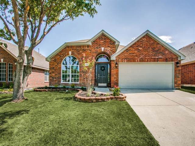 6880 Longhorn Trail, Frisco, TX 75034 (MLS #14193002) :: The Star Team | JP & Associates Realtors