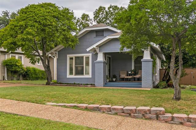 5100 Birchman Avenue, Fort Worth, TX 76107 (MLS #14193108) :: Robbins Real Estate Group