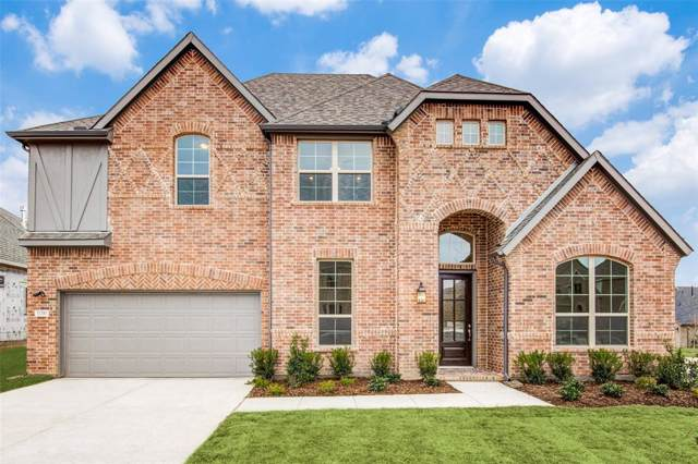 11383 Bull Head Lane, Flower Mound, TX 76262 (MLS #14193139) :: HergGroup Dallas-Fort Worth