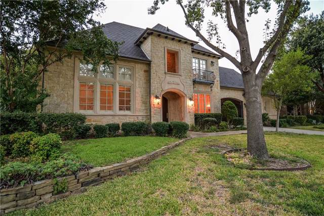 631 Stratford Lane, Coppell, TX 75019 (MLS #14193173) :: Hargrove Realty Group