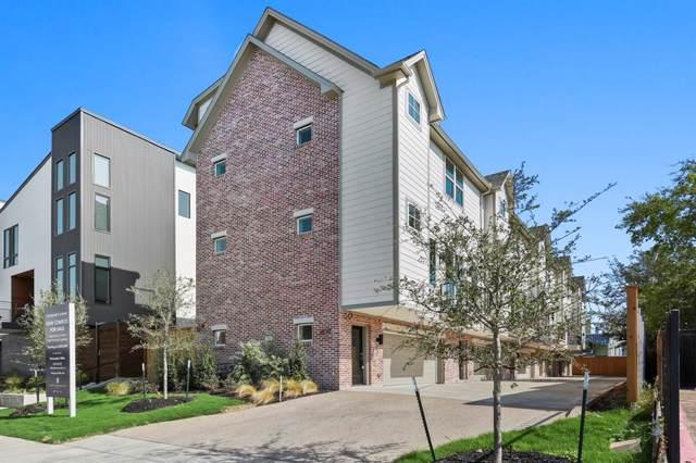 2110 Bennett Avenue #1, Dallas, TX 75206 (MLS #14193322) :: Century 21 Judge Fite Company