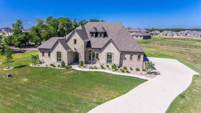 840 Belvedere Park Lane, Lucas, TX 75002 (MLS #14193406) :: Tenesha Lusk Realty Group