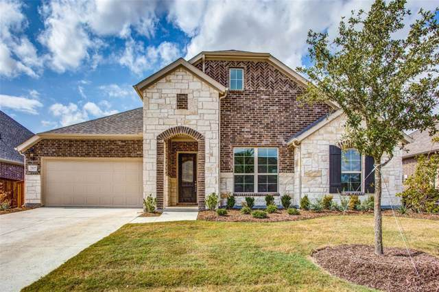 7517 Texoma Trail, Mckinney, TX 75071 (MLS #14193452) :: Lynn Wilson with Keller Williams DFW/Southlake