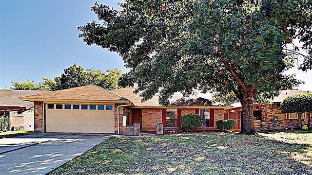2413 Channing Drive, Grand Prairie, TX 75052 (MLS #14193547) :: The Tierny Jordan Network