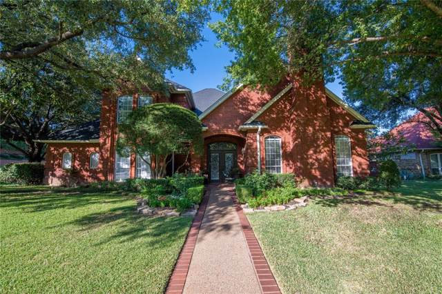 2724 Canyon Crest Court, Arlington, TX 76006 (MLS #14193629) :: Lynn Wilson with Keller Williams DFW/Southlake