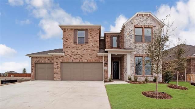 1117 Almond Drive, Forney, TX 75126 (MLS #14193988) :: RE/MAX Landmark
