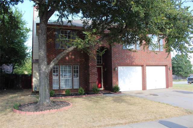 1131 Trinity Trail, Saginaw, TX 76131 (MLS #14194220) :: RE/MAX Town & Country