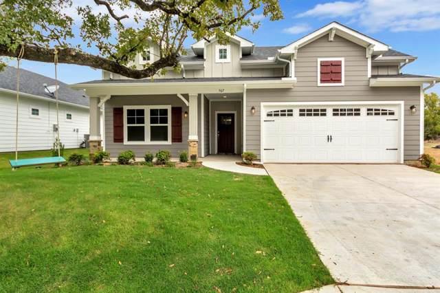 507 Betchan Street, Lake Dallas, TX 75065 (MLS #14194268) :: SubZero Realty