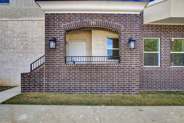 1209 Beaconsfield Lane #506, Arlington, TX 76011 (MLS #14194494) :: Century 21 Judge Fite Company