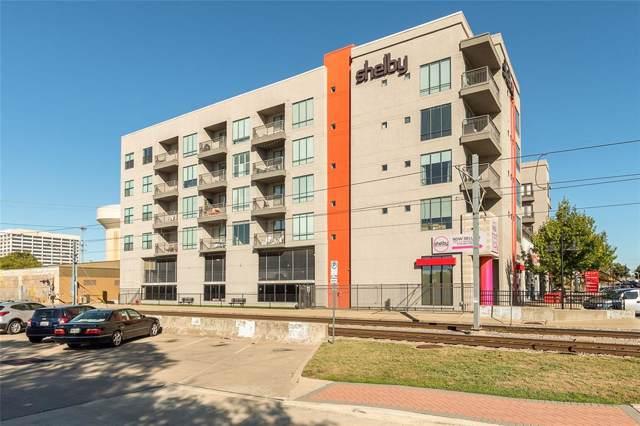 5609 Smu Boulevard #211, Dallas, TX 75206 (MLS #14194769) :: The Hornburg Real Estate Group
