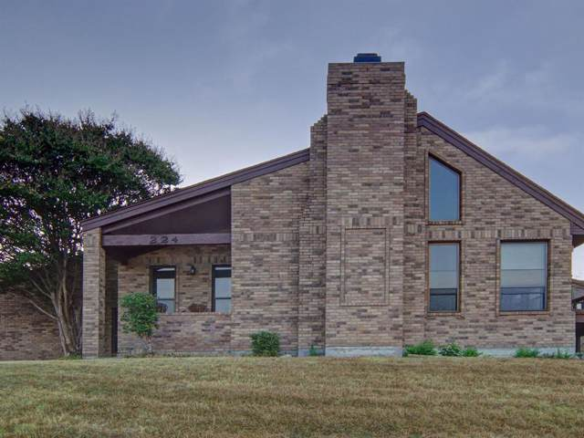 224 Paint Pony Trail N, Fort Worth, TX 76108 (MLS #14195004) :: RE/MAX Town & Country