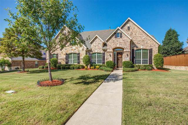 463 Fenwick Drive, Sunnyvale, TX 75182 (MLS #14195318) :: The Chad Smith Team