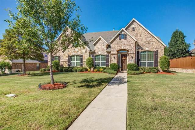 463 Fenwick Drive, Sunnyvale, TX 75182 (MLS #14195318) :: Tenesha Lusk Realty Group