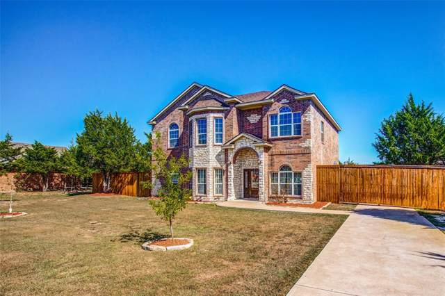 402 Rugged Drive, Red Oak, TX 75154 (MLS #14195381) :: RE/MAX Town & Country